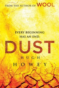 Dust by Hugh Howey. Available at Amazon.