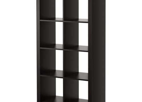 large capicity vinyl record shelf kallax expedit