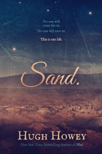 Sand by Hugh Howey.