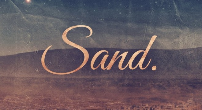 Sand by Hugh Howey.