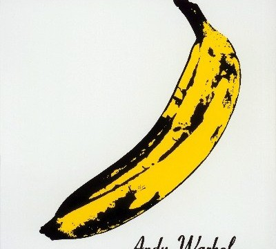 Warhol Banana Cover
