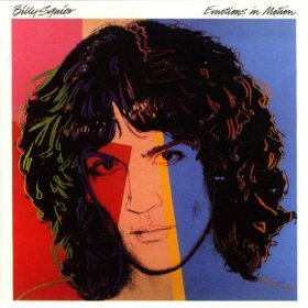 Billy Squier Warhol Cover