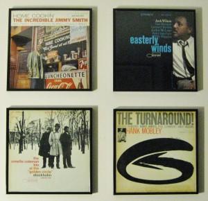 Blue Note Frames LP