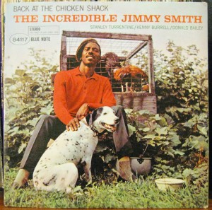 Jimmy Smith Back at the Chicken Shack LP