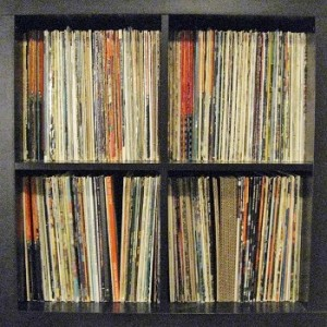 quality large capacity vinyl record shelving on a budget rh spacial anomaly com shelving for record albums ikea shelves for record albums
