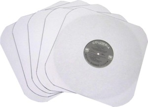 paper sleeves for vinyl records