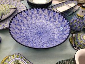 Ceramics for sale in Ravello, Italy.