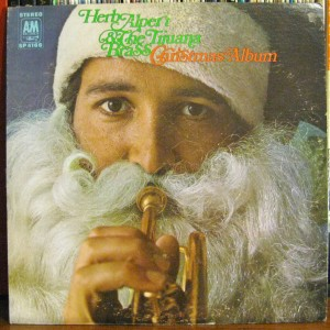 Herb Alpert Christmas LP