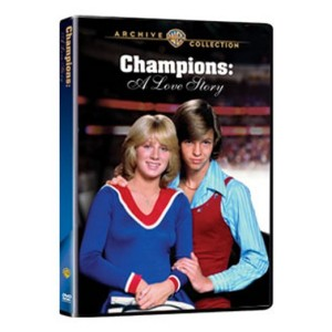 This classic tearjerker movie, Champions-A Love Story-is perfect for a Girls Night Out.