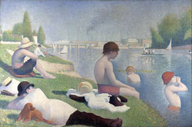georges-seurat-bathers