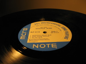 Blue Note Record For Sale on eBay