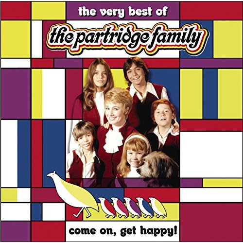 Every hit from The Partridge Family that you sang along to!