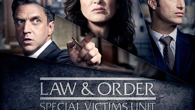 Promotional poster for Law & Order: Special Victims Unit Season 18.