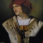 Reproduce a Renaissance Portrait Painting